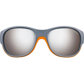 Julbo Luky Spectron 4 Sunglasses Kids 4-6Y Gray/Orange-Gray Flash Silver